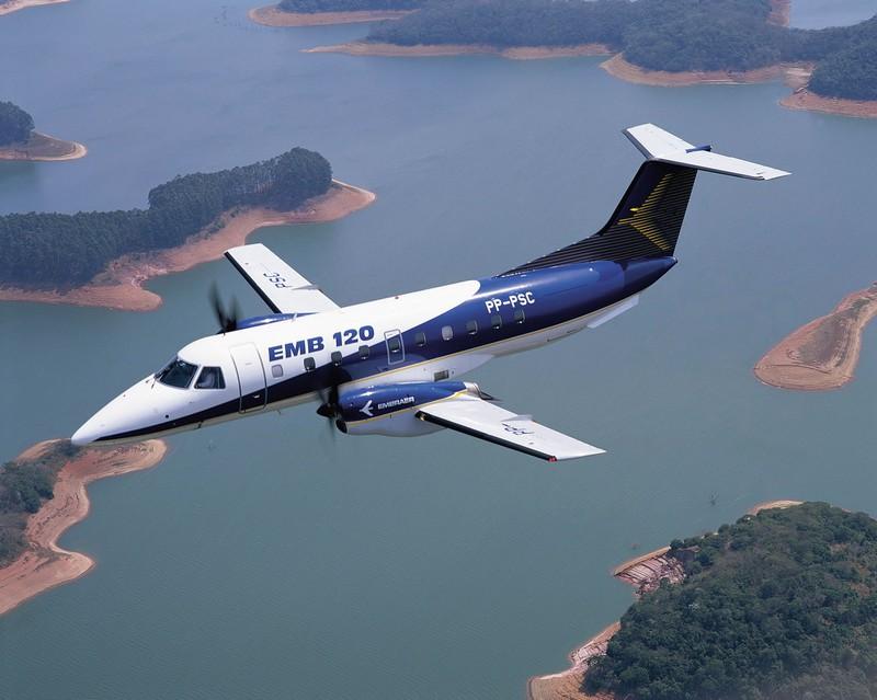 Embraer considera produzir novo avião turbo-hélice, diz executivo