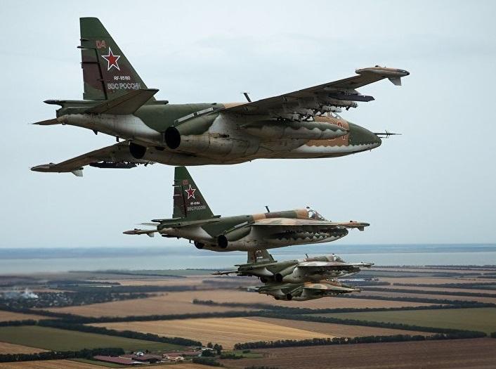 Até o final deste ano, as Forças Aeroespaciais da Rússia (VKS) receberão aviões de ataque Su-25 SM3.