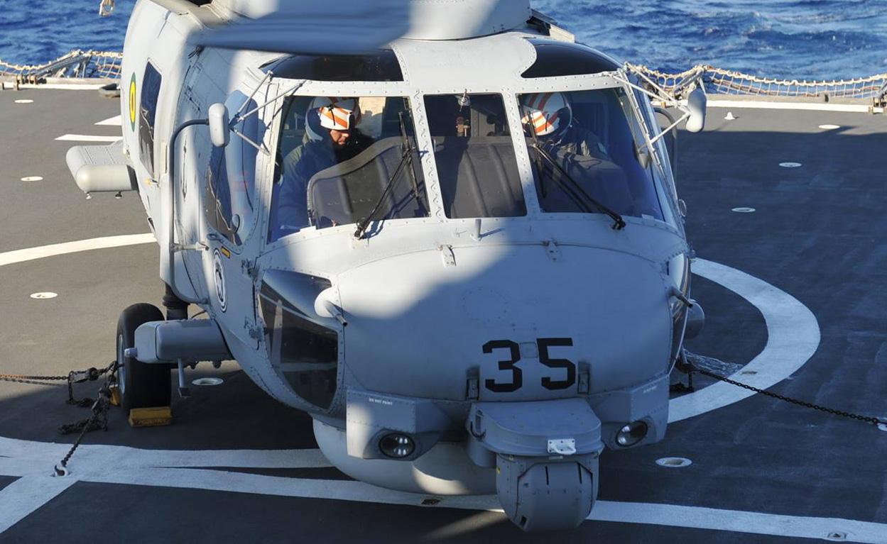 Aviação Naval de Asas Rotativas! 'Jane's' diz que Marinha do Brasil se prepara para adquirir um simulador dos seus helicópteros MH-16