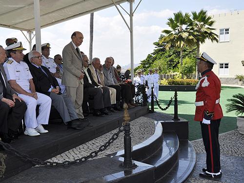 ADSUMUS: CGCFN realiza Encontro de Almirantes Fuzileiros Navais 2017