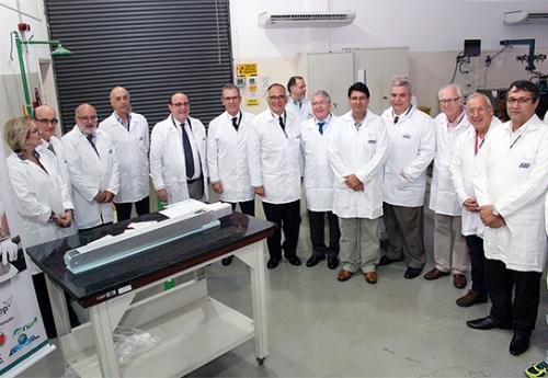 Instituto de Pesquisas Energéticas e Nucleares (IPEN) e o Centro Tecnológico da Marinha (CTMSP) prontificam novo elemento combustível para o Reator Multipropósito Brasileiro