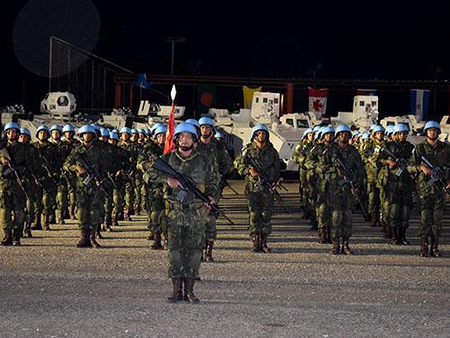ADSUMUS: Fuzileiros Navais encerram a Missão das Nações Unidas para Estabilização no Haiti (MINUSTAH)