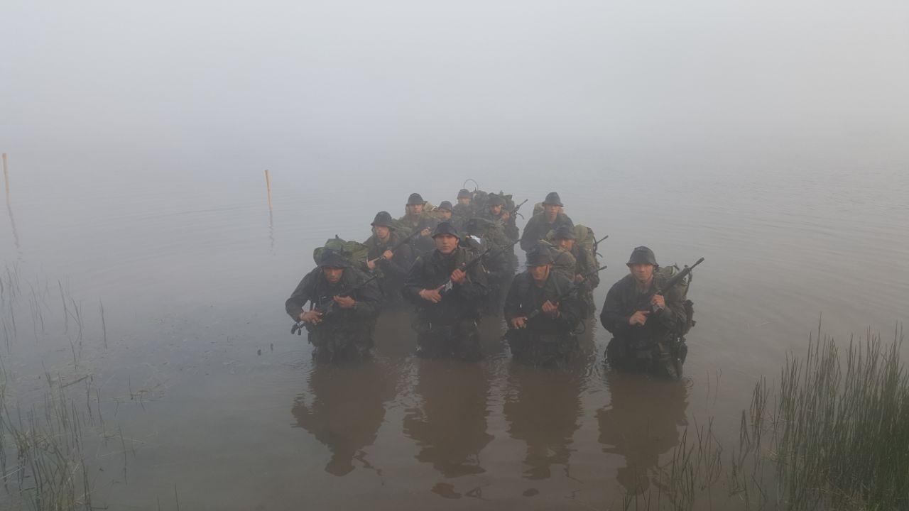 FAB PÉ DE POEIRA: Inicia a segunda fase do Curso de Comandos da Força Aérea (Para-Comandos)