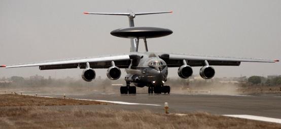 A Força Aérea Indiana (IAF) planeja adquirir dois sistemas de alerta aéreo antecipado comando (AWACS- Airborne Early Warning and Control) de Israel.