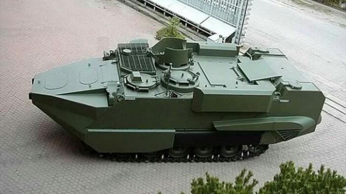 Indonésia recebe primeiro lote de veículos anfíbios M-113 ARISGATOR da Itália