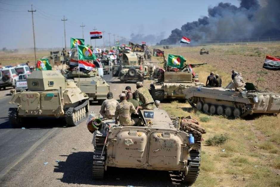 Forças do Iraque capturam último bastião do Estado Islâmico no norte do país