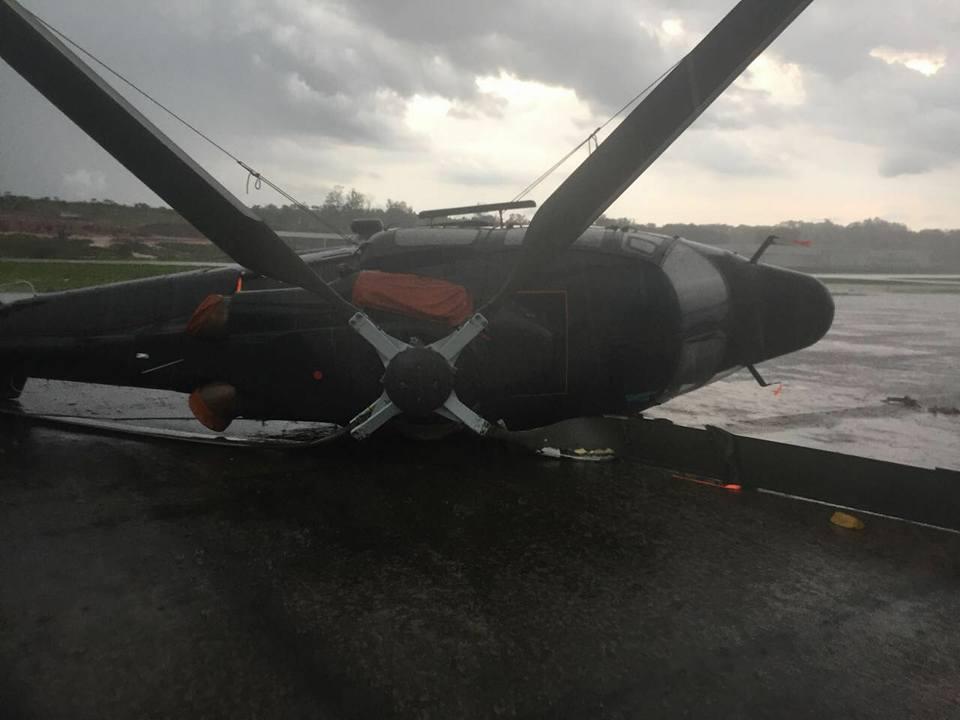 Tempestade causou prejuízo de US$ 9 milhões no Cavex, diz especialista