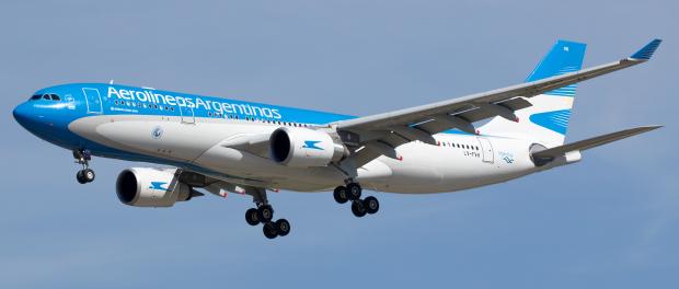 O isolamento do 'Madurismo'! 'Aerolíneas Argentinas' alega 'insegurança nas operações' e também abandona a Venezuela