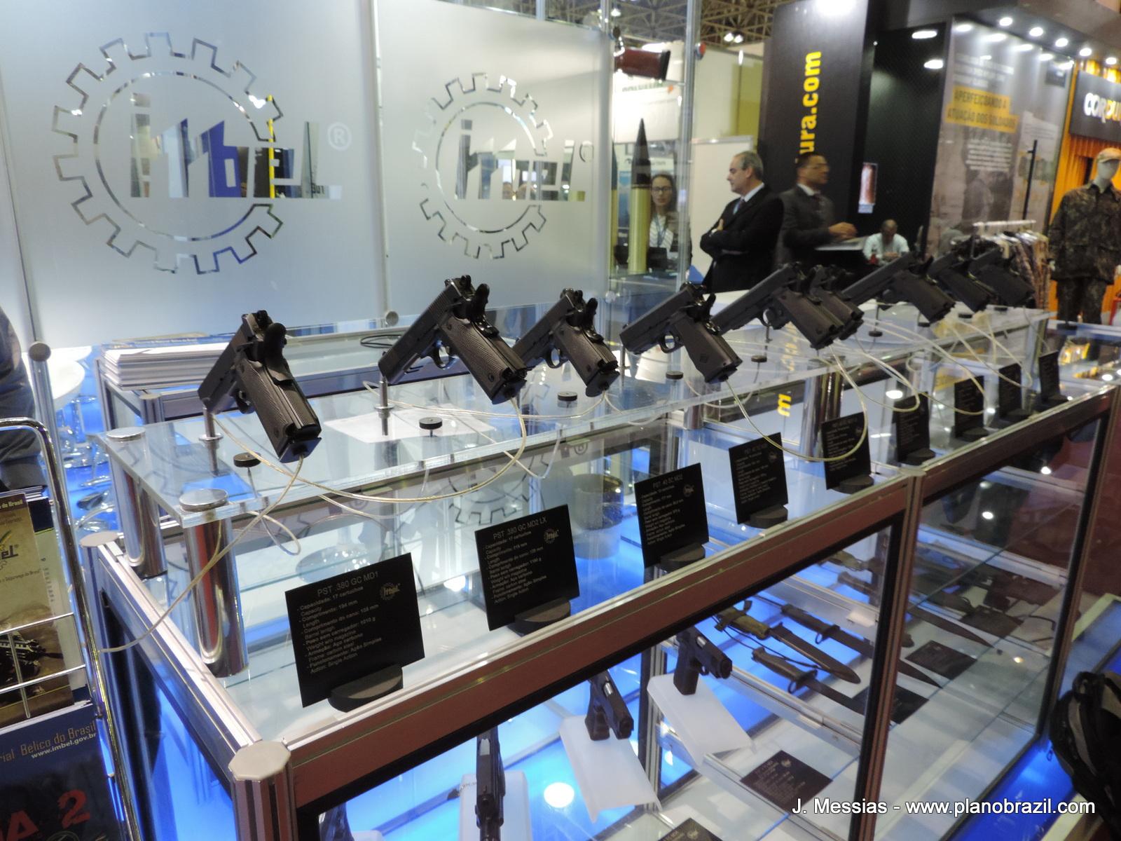 Ministério da Defesa aprova a importação de armas de fogo no Brasil