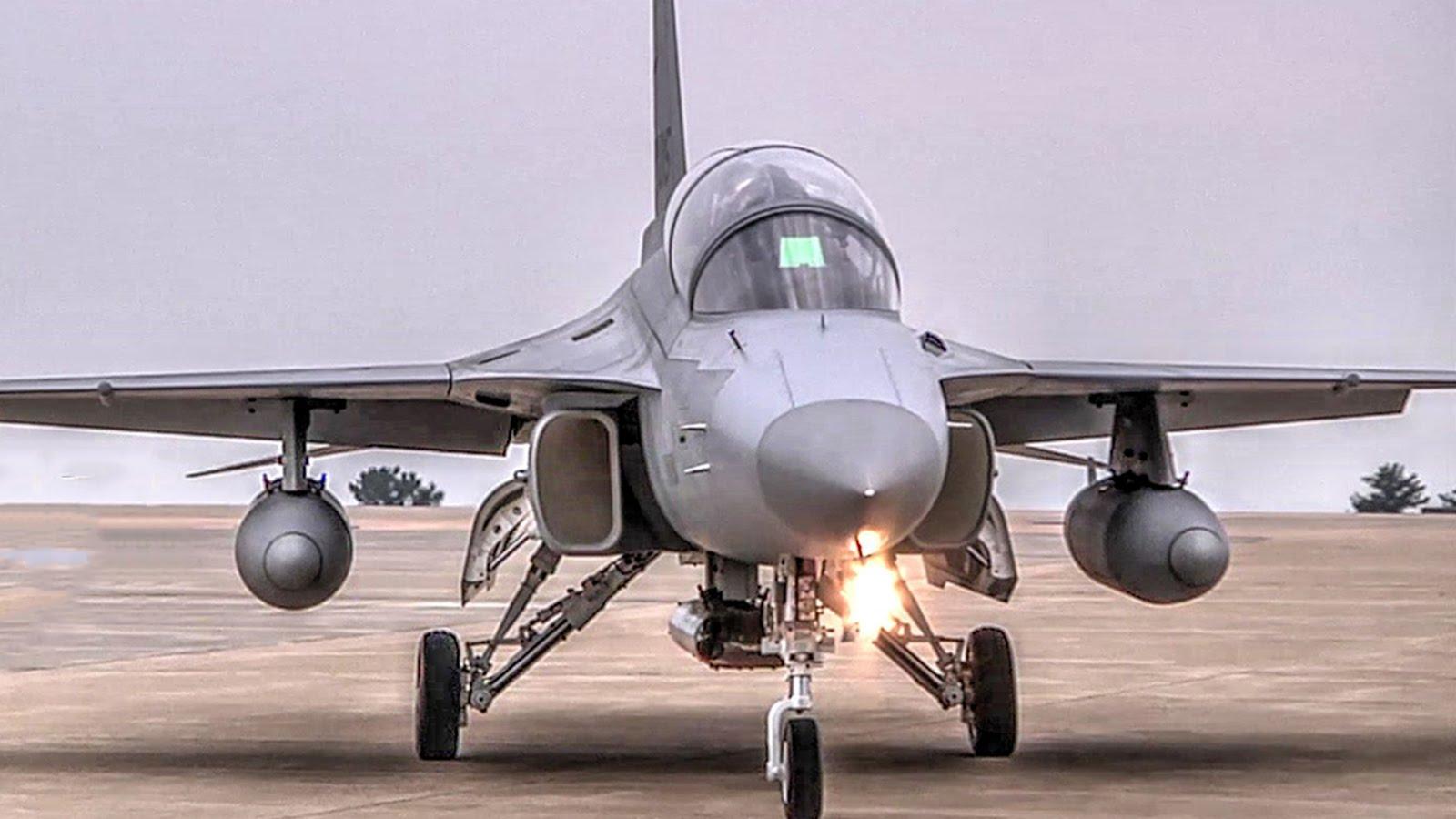 LEITURA DE SÁBADO: A possível aquisição de jatos sul-coreanos FA-50 pela FAA, e o redesenho, em 2022, do equilíbrio aéreo militar na América do Sul