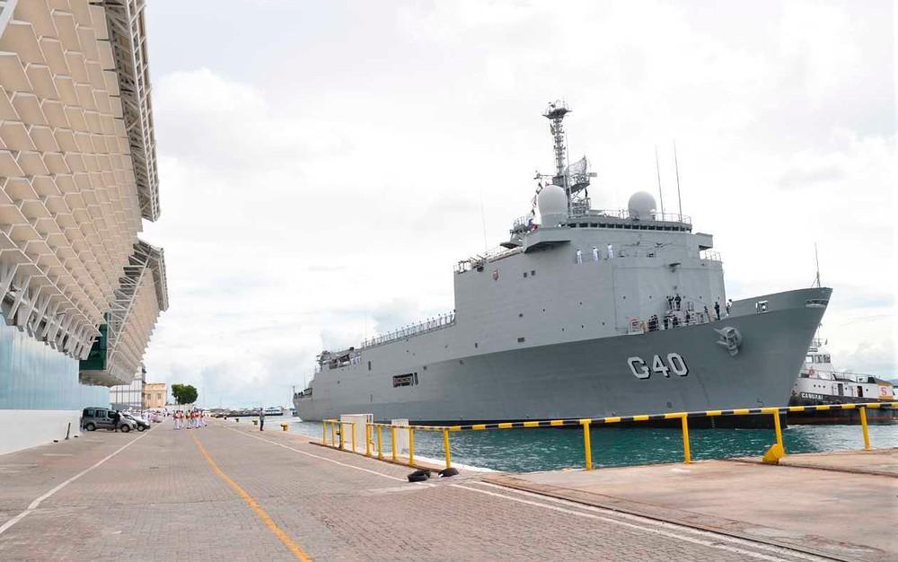 INSIDER/PARCERIA: Didático, o colaborador Luiz Monteiro ordena as ideias em vigor na Marinha sobre 'O Crescimento Gradual do Poder Naval no Brasil'