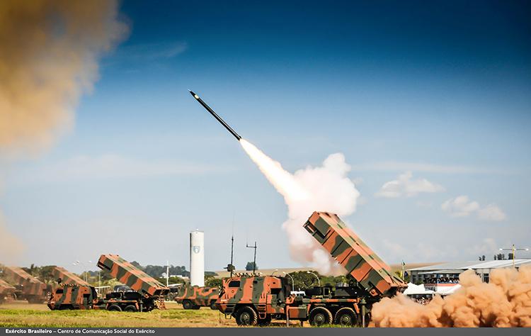 Braço Forte: Programa Estratégico do Exército ASTROS 2020