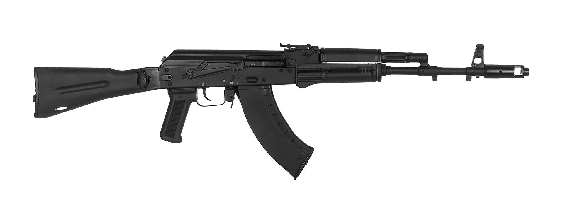Sauditas assim contrato para produção de fuzis de assalto russos AK-103