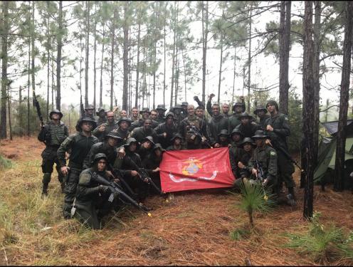 ADSUMUS: Força de Fuzileiros da Esquadra (FFE) participa da Operação Bold Alligator 2017