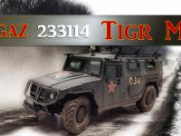 Das estepes russas, Odiado por seus inimigos, difamado pelos seus concorrentes…Gaz Tigr M