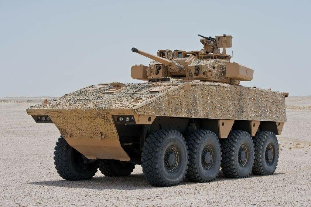 França perto de fechar acordo com o Qatar para a venda de Veículos de Combate de Infantaria Nexter VBCI 8X8