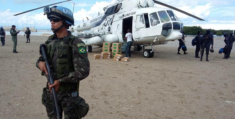 Plano de enviar tropas brasileiras para missão na África enfrenta resistência
