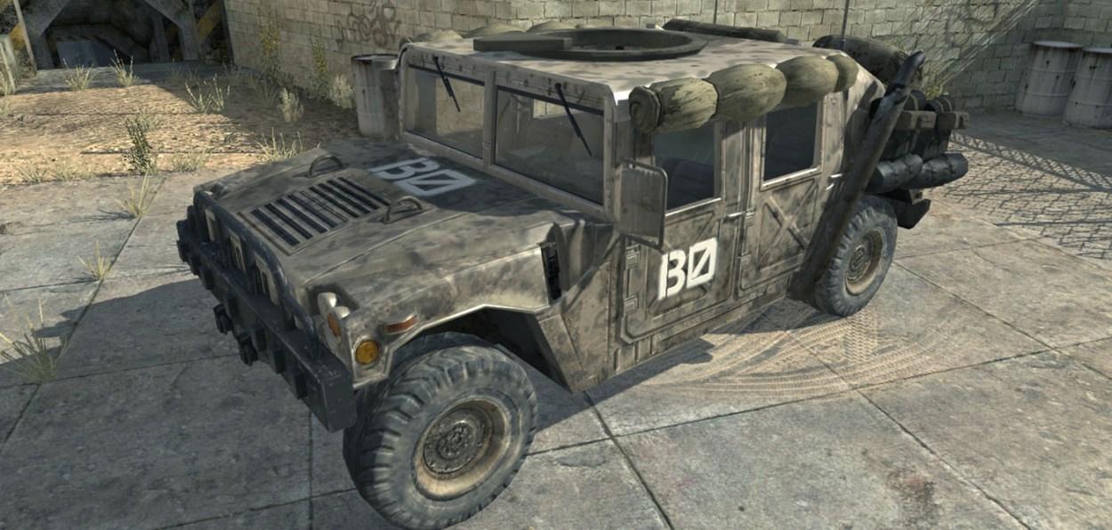 Acredite se Quiser:  AM General fabricante do Humvee processa produtora Activision