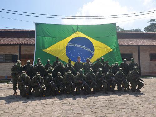 ADSUMUS: 2º Batalhão de Operações Ribeirinhas (2ºBtlOpRib) realiza formatura do Curso Expedito de Operações Ribeirinhas 2017