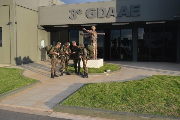 Terceiro Grupo de Defesa Antiaérea (3º GDAAE) encerra Estágio de Observador de Defesa Antiaérea