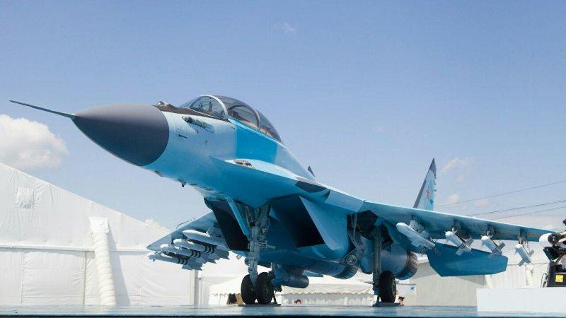 Jato de combate MiG-35 da Rússia reforçado com novos mísseis de longo alcance