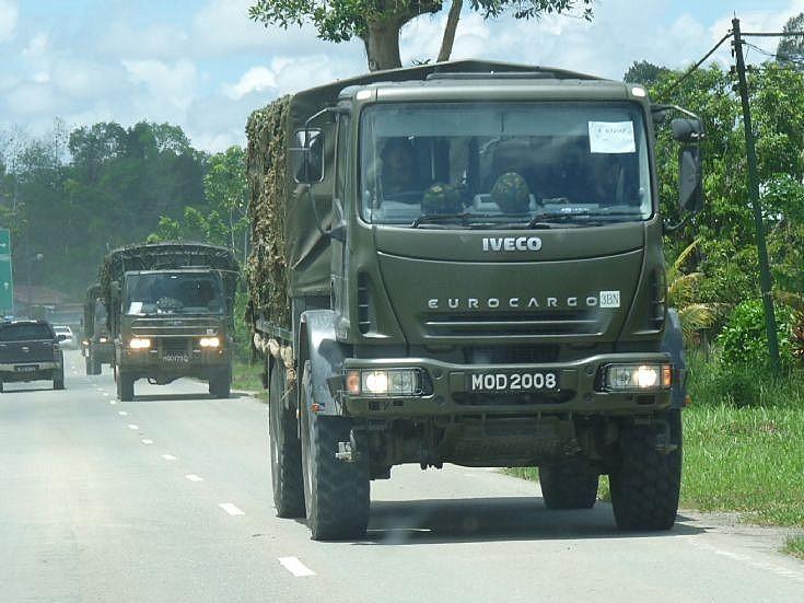 Iveco Veículos de Defesa assina contrato com a Alemanha para o fornecimento de 280 caminhões militares.
