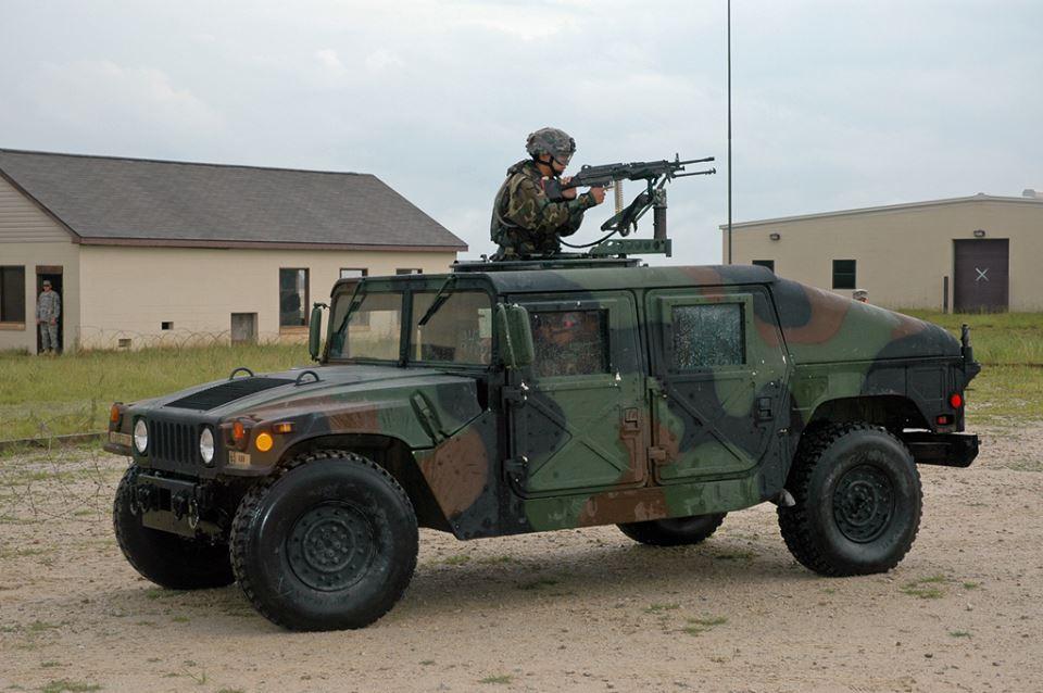 Exército Argentino recebe novo lote de  veículos