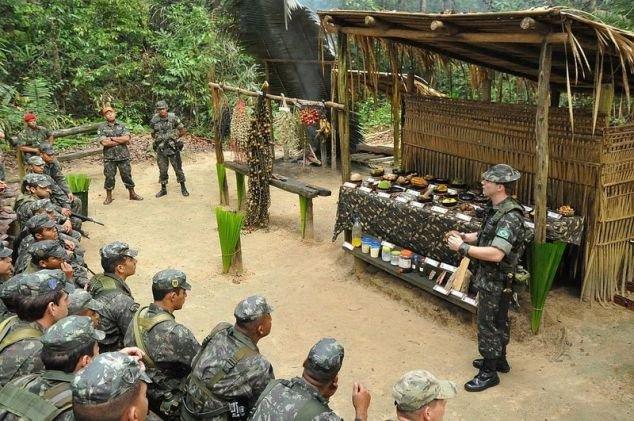 Welcome To The Jungle: Militares brasileiros indígenas – componentes imprescindíveis ao trabalho das Forças Armadas