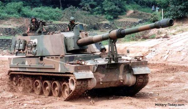 Coreia do Sul assina contrato com a Noruega  para o fornecimento de obuseiro autopropulsado K9 Thunder