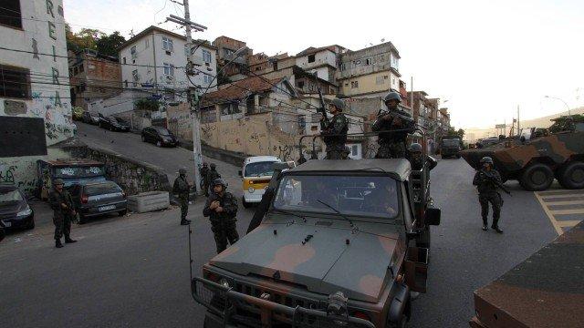 SEGURANÇA PÚBLICA: Forças de segurança fazem operação na Zona Norte do Rio
