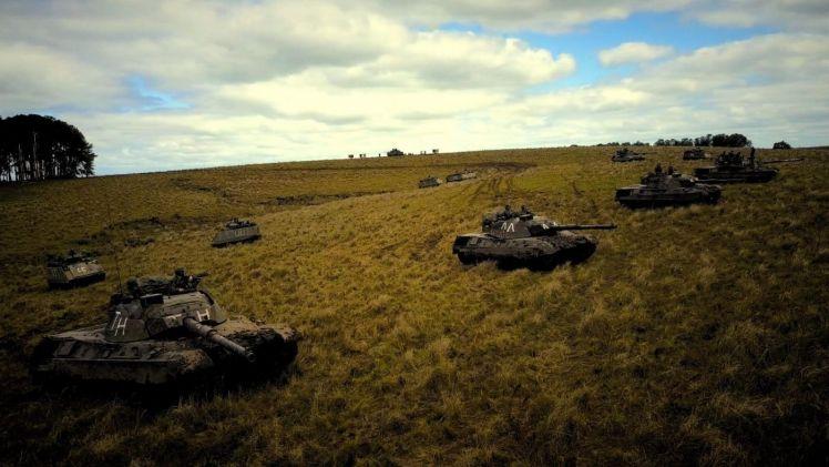 Blindados norte-americanos, uma ferramenta confiável das Forças Armadas brasileiras
