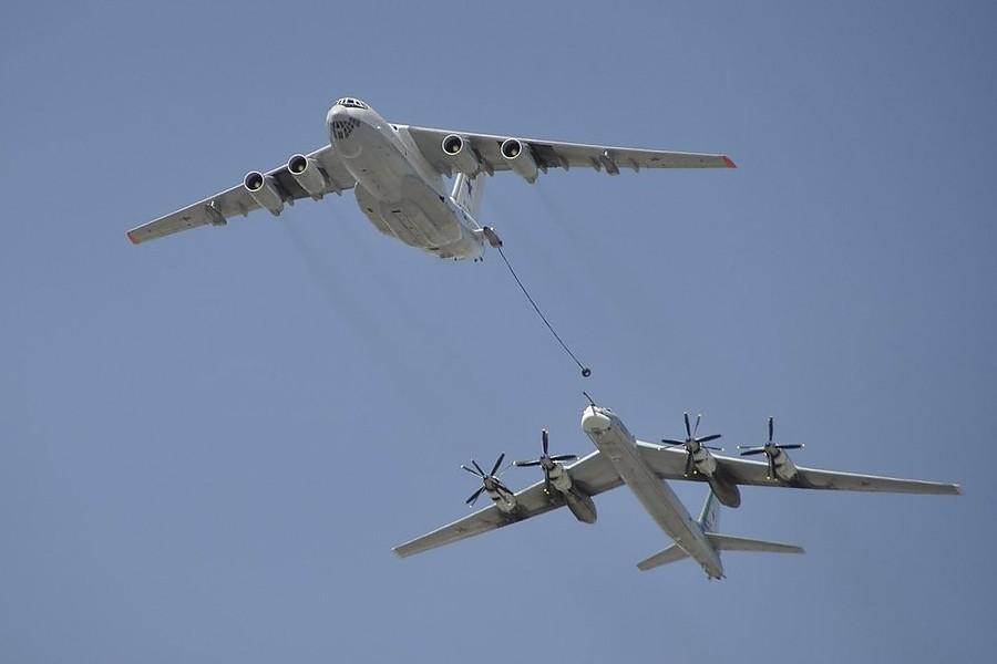 Os testes da aeronave-tanque russo Il-78M-90A serão concluídos no início de 2019