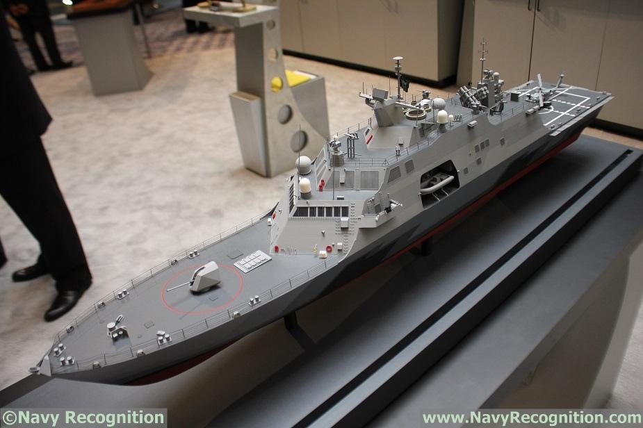 Lockheed Martin apresenta novo conceito de fragata para Royal Saudi Navy