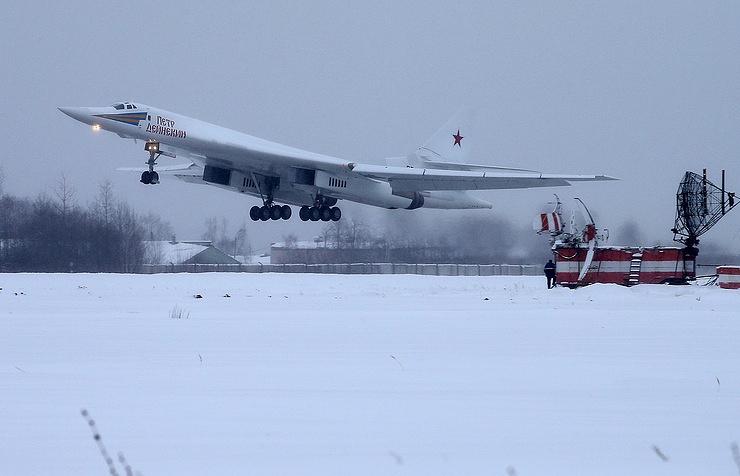 Tu-160M Fortalecerá a tríade nuclear da Rússia