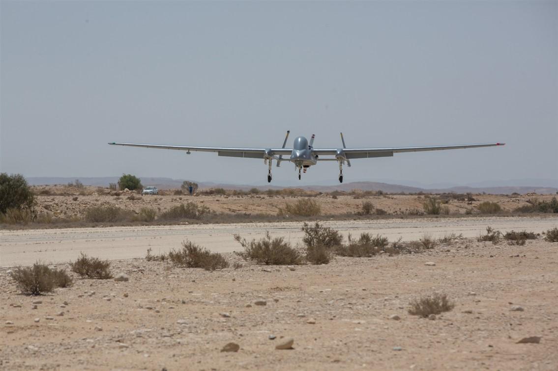 IAI lança recurso operacional e tecnológico inédito: decolagem e aterrissagem de VANT com comunicação via satélite