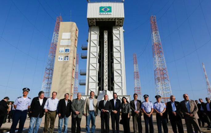 SpaceX- Lockheed Martin Corp e Boeing visitam a base de Alcântara no Maranhão