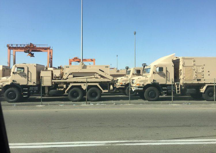 Arábia Saudita recebe primeiro lote do sistema de defesa antiaérea MBDA VL MICA terrestre