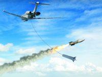 Israel Aerospace Industries lança cápsula rebocável de autodefesa