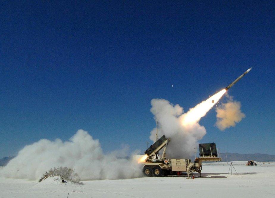 Possíveis unidades lançadoras Modernizadas do sistemas Patriot para a Suécia
