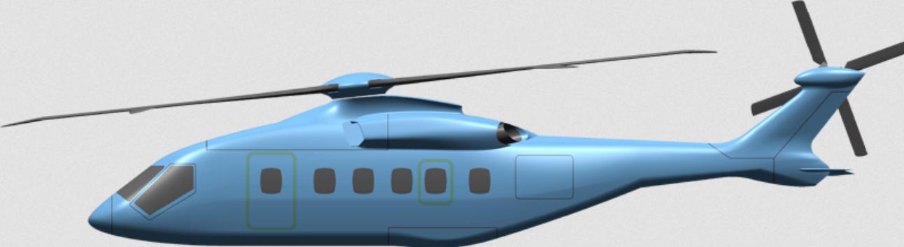 Rostec- Protótipo do Helicóptero de alta velocidade fará o primeiro voo em 2019