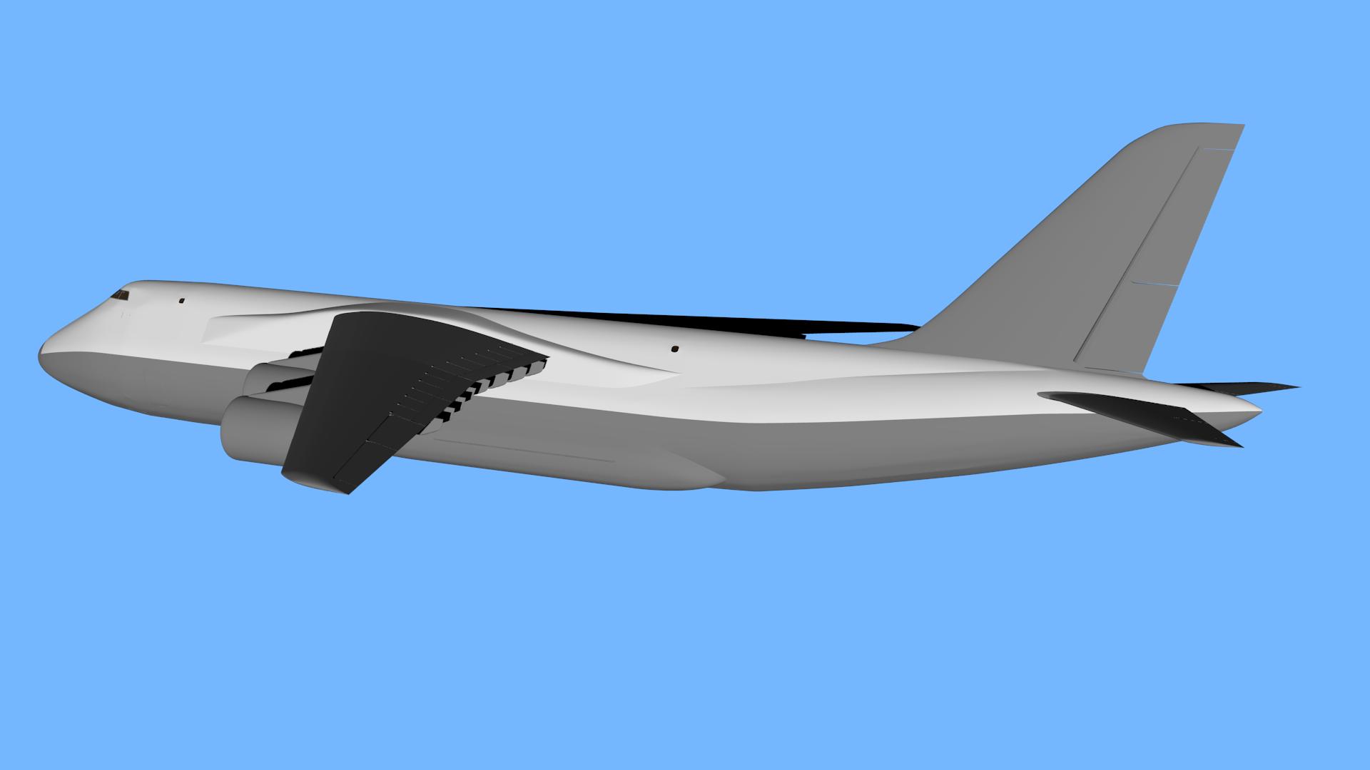 UAC nega planos para substituir a aeronave pesada An-124