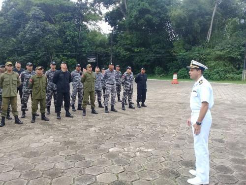 ADSUMUS:  2º Batalhão de Operações Ribeirinhas (2ºBtlOpRib) realiza adestramento de vida na selva