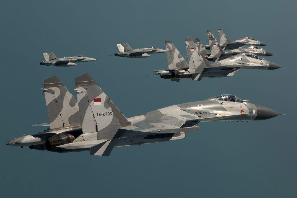 As exportações de armas da Rússia para a Indonésia atingem US $ 2,5 bilhões ao longo de 25 anos