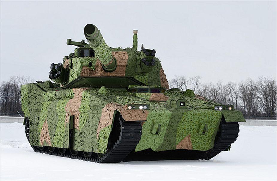 Proposta de sistemas da BAE para construir o veículo Mobile Protected Firepower para US Army