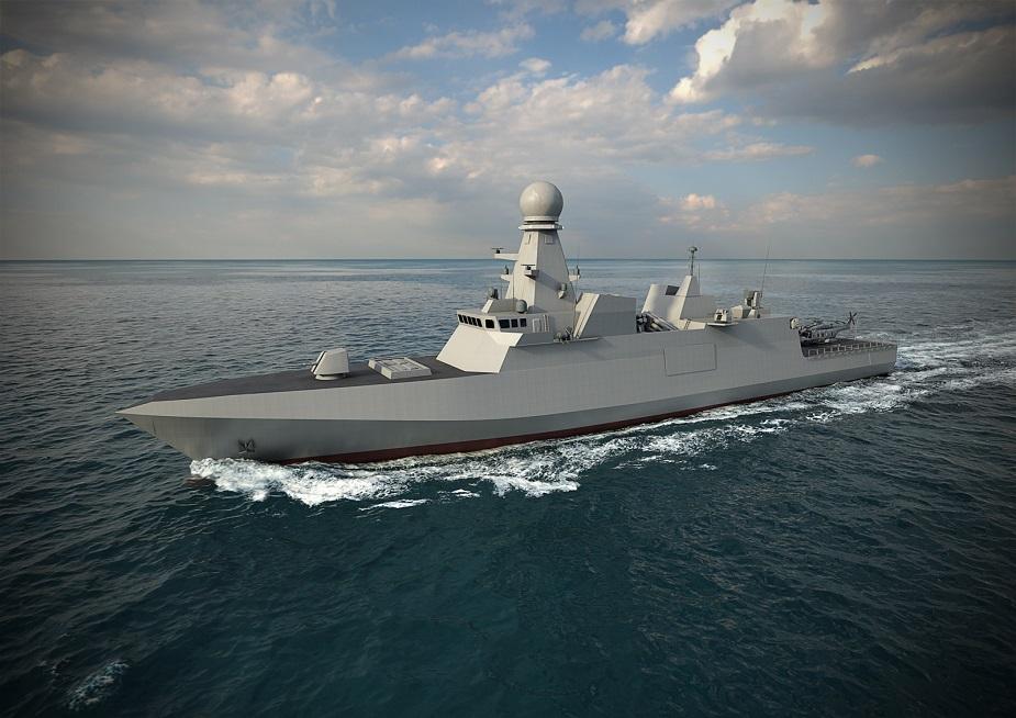 Novas corvetas Italianas e mais navios para a Marinha do QATAR