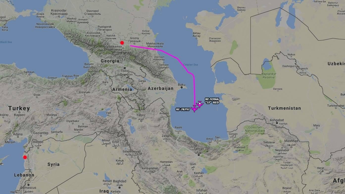 A Rússia e  EUA enviam grandes forças militares para a Síria 💡