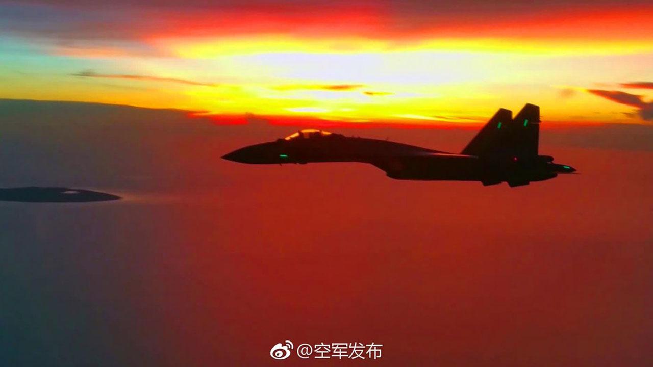 A Força Aérea da China pode adquirir em breve mais caças Su-35