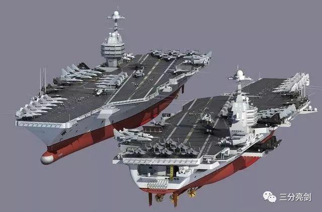 China  planeja construir um porta-aviões de propulsão nuclear