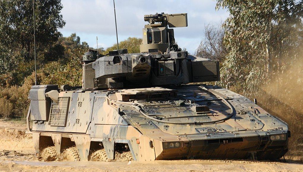 Austrália compra mais de 200 veículos de Combate e reconhecimento  da Alemanha