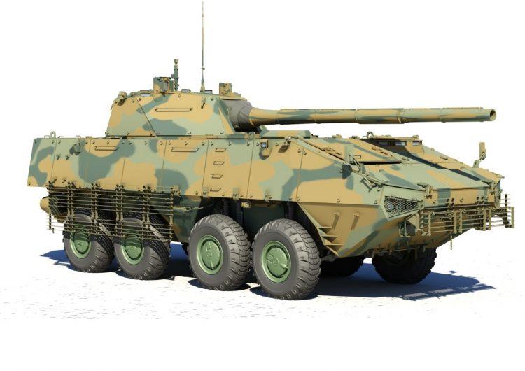 Rússia desenvolve novo veiculo de combate com base na plataforma Bumerang